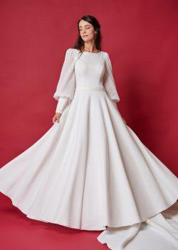 Eigen ontwerp Prinses Bruidsmode, Charlotte
