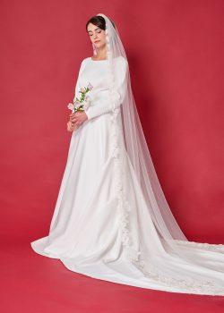 Eigen ontwerp Prinses Bruidsmode, Megan
