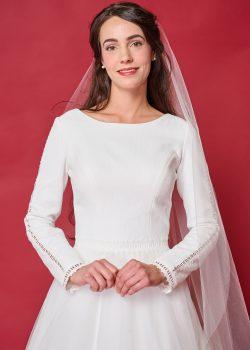 Eigen ontwerp Prinses Bruidsmode