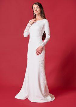 Eigen ontwerp Prinses Bruidsmode, Estephania