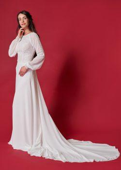 Eigen ontwerp Prinses Bruidsmode, Astra1